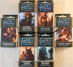 Game of Thrones - The Kingsroad Chapter Packs Collection