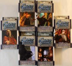 Game of Thrones - Secrets of Oldtown Chapter Packs Collection