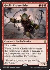 Goblin Chainwhirler (R)