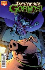 Goblins #2 (Izaakse Cover)