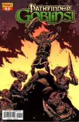 Goblins #3 (Alburquerque Cover)