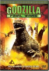 Godzilla - Final Wars (50th Anniversary)