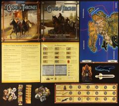 Game of Thrones, A - Collection - Core Game + 2 Expansions!