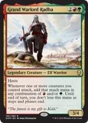Grand Warlord Radha (R)