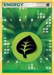 Grass Energy (R) #103 (Holo)