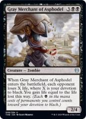 Gray Merchant of Asphodel (U)