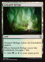 Graypelt Refuge (U)