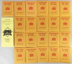 APBA Baseball Great Teams Card Set Vol. II