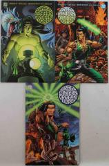 Green Lantern, Dragon Lord Complete Collection - 3 Books!
