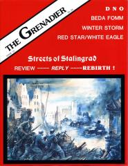 "#15 ""Streets of Stalingrad, Beda Fomm, DNO, Winter Storm"""