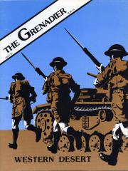 """#23 """"Western Desert, Italian Offensive, Aachen"""""""
