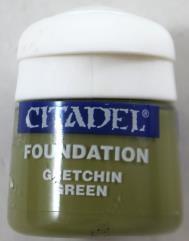 Gretchin Green