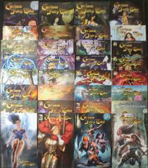 Grimm Fairy Tales Mega Collection - Complete Story Issues #1-107