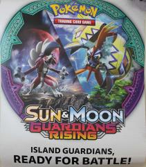 Guardians Rising Promo Poster