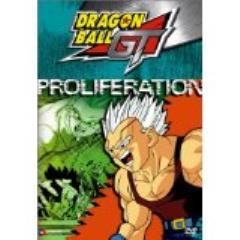 Dragon Ball GT, #4 - Proliferation