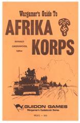 Wargamer's Guide to Afrika Korps