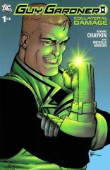 Guy Gardner - Collateral Damage #1