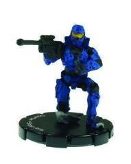 Blue Spartan - Sniper Rifle
