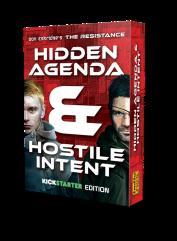 Hidden Agenda & Hostile Intent (Kickstarter Edition)