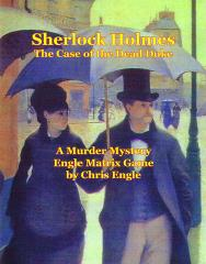 Sherlock Holmes - The Case of the Dead Duke