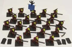 Armored Orcs w/Greatswords Collection #1