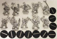 Azorg's Dark Orc Guard Collection #2
