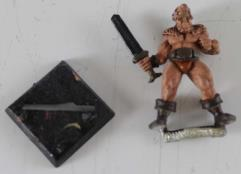 Barbarian Fighter #1
