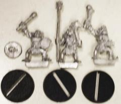 Barbarian Orc Command #1