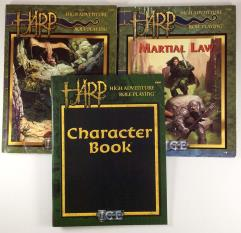 HARP Starter Collection - 3 Books!
