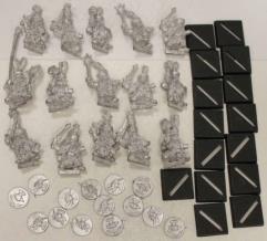 Torin's Dwarf Greatbeard Warriors Collection #1