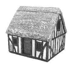 Medieval Village Set #1 - Building #1