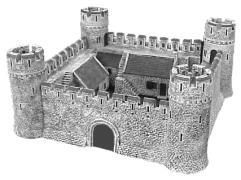 Standard Four Section Castle
