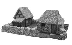 Medieval Village Set #3 - Building #3