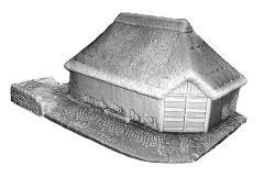 Late Medieval Building Set - Building #1