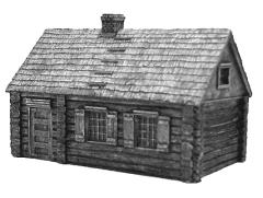 Log Cabin Village Set - Building #5