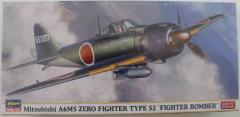 "Mitsubishi A6M5a Zero Fighter Type 52 Koh ""Fighter Bomber"""
