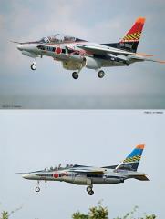 Kawasaki T-4 - J.A.S.D.F. 60th Anniversary (Combo Set)