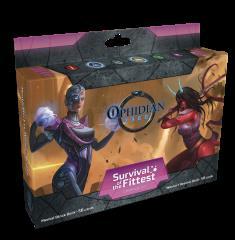 Ophidian 2360 - Mental Block vs. Warrior' Resolve Challenge Deck