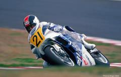 Yamaha YZR500 (0WA8) - Tech 21 1989 (Limited Edition)