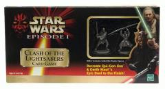 Clash of the Lightsabers Card Game