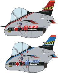 "T-4 ""J.A.S.D.F. 60th Anniversary"" (Combo Set)"