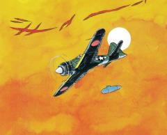 "Mitsubishi A6M5 Zero ""The Revenge that was Buried in the Mountain"""
