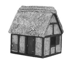 Medieval Village Set #1 - Building #3