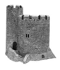 Basic Medieval Tower Keep