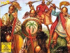 Carthaginian Command & Cavalry