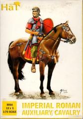 Imperial Roman Auxiliaries, Cavalry