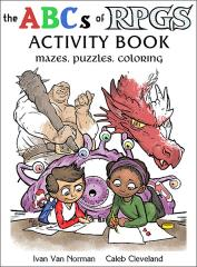 ABCs of RPGs Activity Book, The