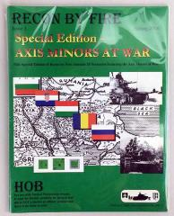 "Recon by Fire #3 ""Special Edition - Axis Minors at War"""