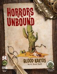 Horrors Unbound - Blood Kaktos