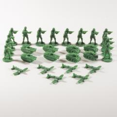 Battle Set - Marines, Dark Green